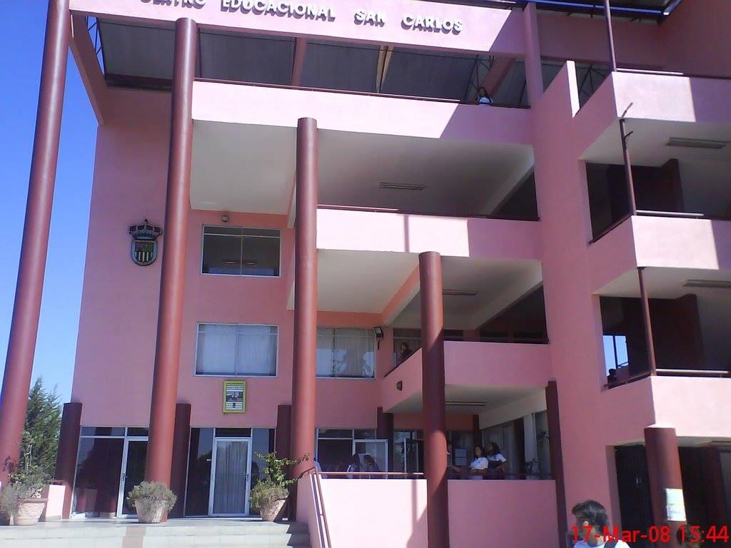 Colegio San Carlos de Aragon